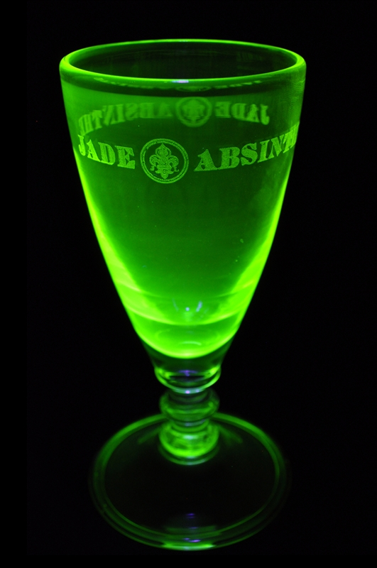 Uranium East Glass